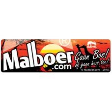 Malboer© Bumper 002 Gaan Bos