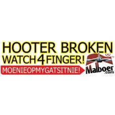 Malboer© Bumper 006 Hooter