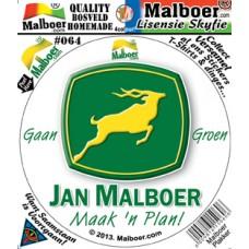 Jan Malboer© Sticker 64