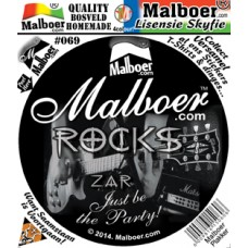 Malboer© Rocks Sticker 69
