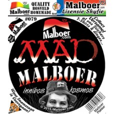 "Malboer© ""MAD"" Sticker 79"