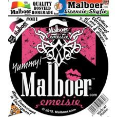 """Malboer© """"emeisie 2"""" Sticker 81"""
