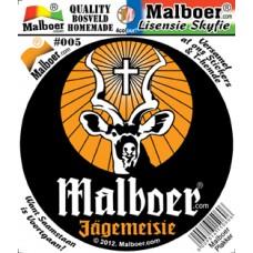 Malboer© Jagemeisie Sticker