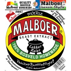 Malboer© Mamight Sticker