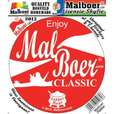 Enjoy Malboer© Sticker