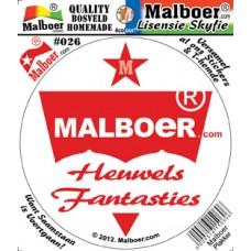 Malboer© Heuwels Fantaties Sticker