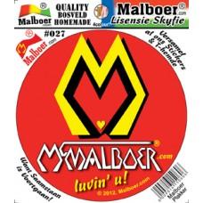 McMalboer© Sticker 27