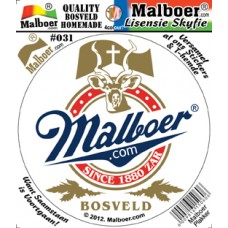 Malboer© Muller BOSVELD Sticker