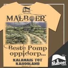 Malboer© Beste Pomp Tshirt