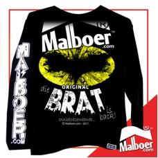 Malboer© BRAT Long Sleeve TShirt