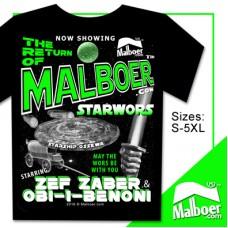 Malboer© StarWors Tshirt