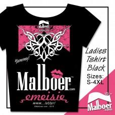 Malboer©emeisie Tshirt Black