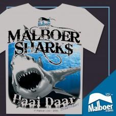 Malboer© Sharks Tshirt