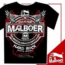 Staalkop Malboer® Black Tshirt